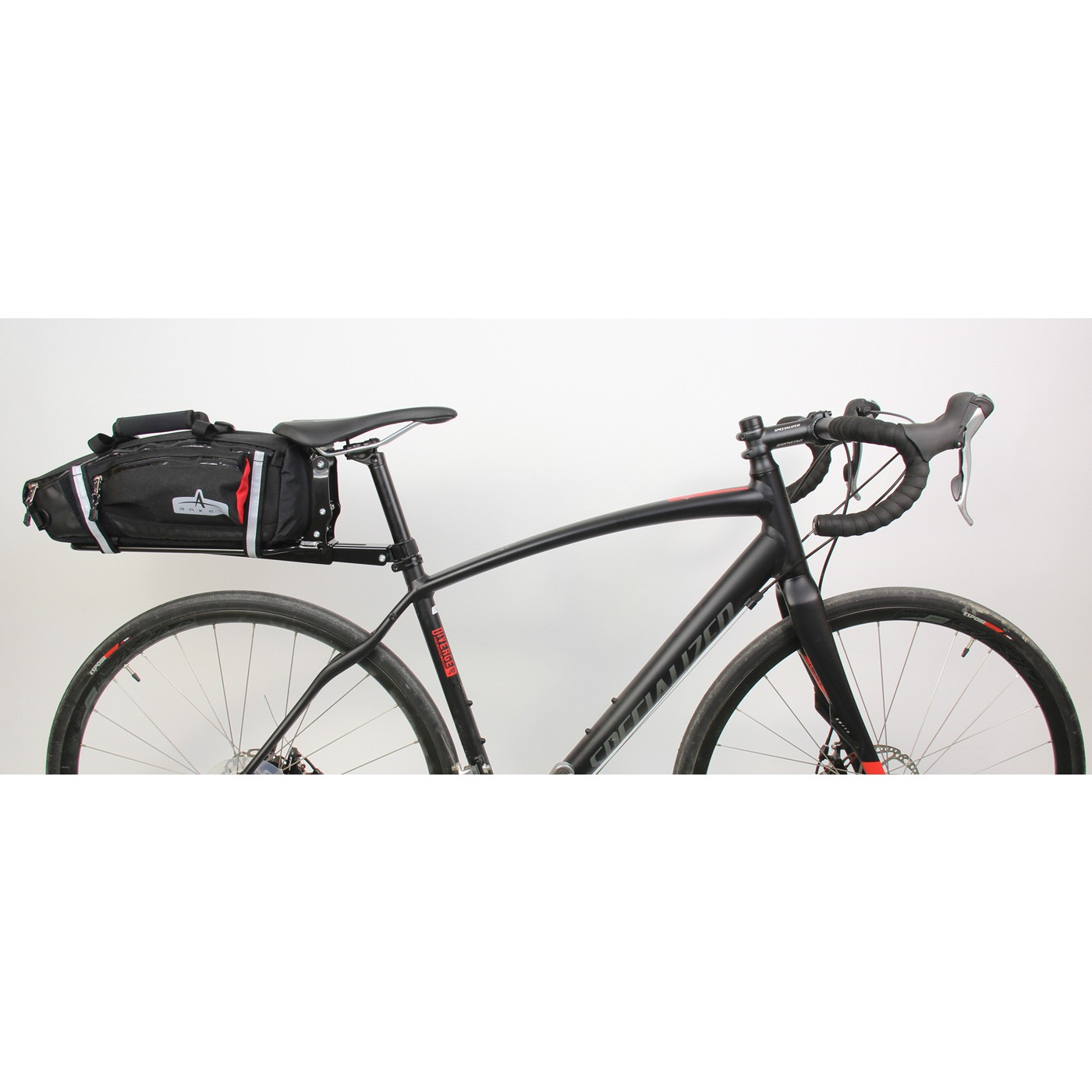 Rack For Bicycle Touring