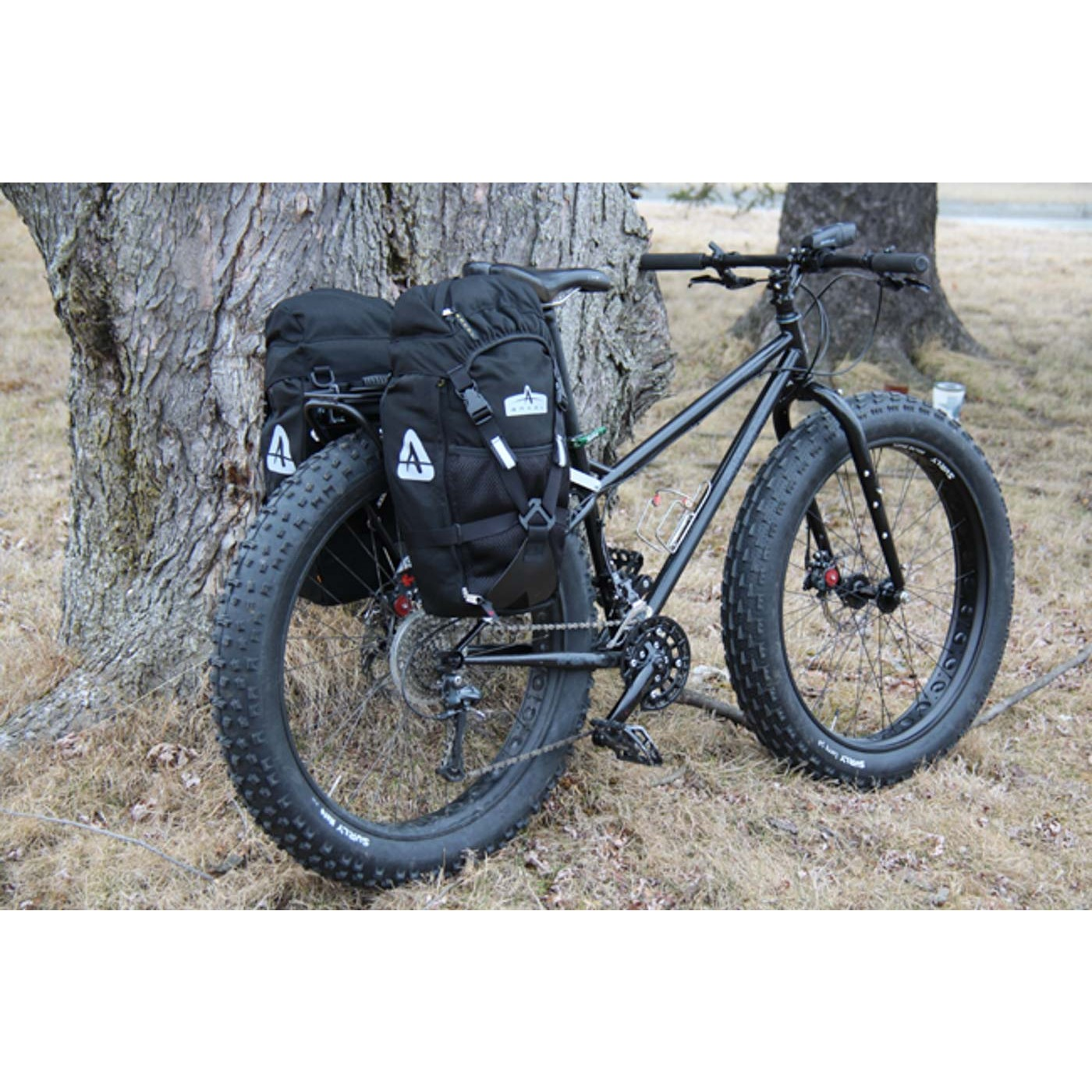 Fat Bike Rear Pannier Racks From Old Man Mountain
