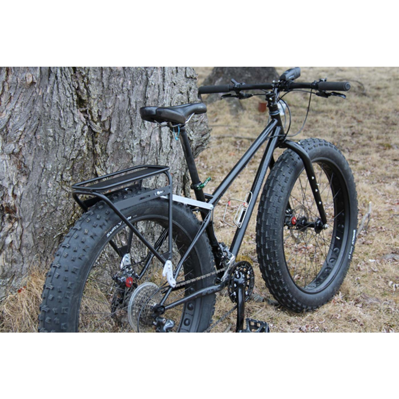 fat bike rear pannier racks from old man mountain. Black Bedroom Furniture Sets. Home Design Ideas