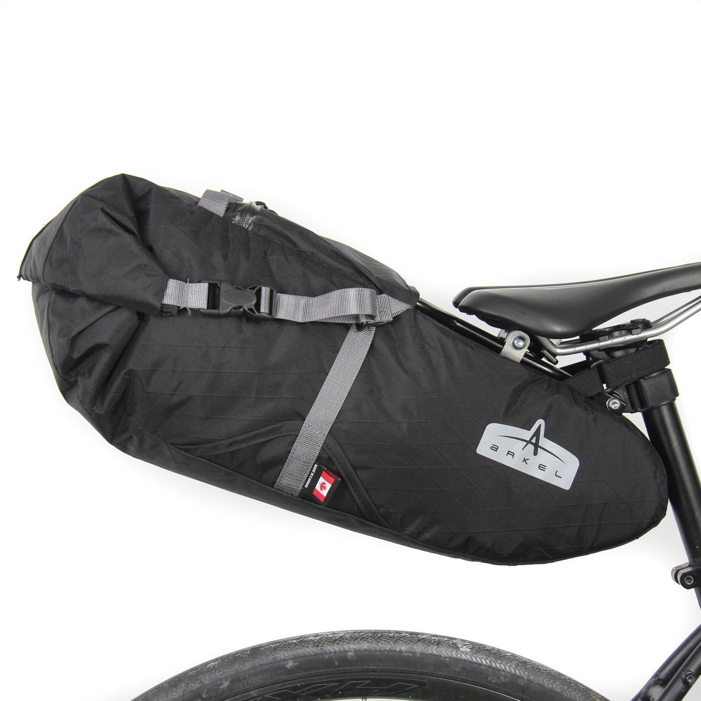 Seatpacker 15 Bikepacking Seat Bag Patent Pending