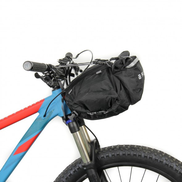 Rollpacker® 15 FRONT Bikepacking Bag - FULL KIT (patent pending)