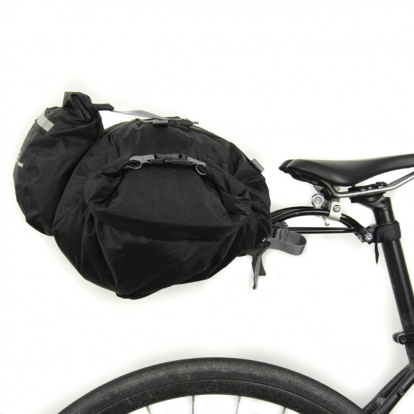 Rollpacker® 25 Bikepacking Seat Bag - FULL KIT  (patent pending)