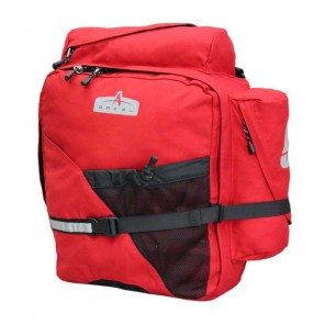 Arkel T-42 Red Panniers