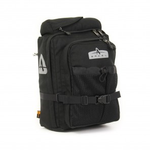GT-18BP Pannier Backpack Black