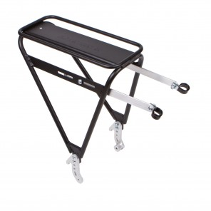 Fat Bike - Pugsley Bike Rear Pannier Rack From Old Man Mountain