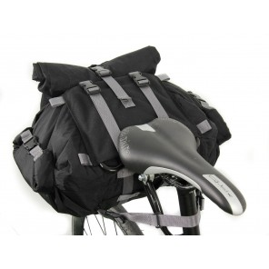 Rollpacker® 15 Bikepacking Seat Bag (patent pending)