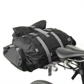 Rollpacker® 25 Bikepacking Seat Bag (patent pending)
