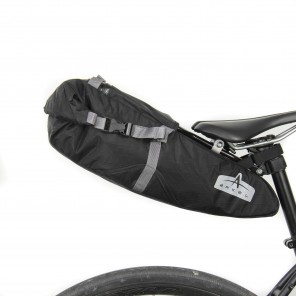 bikepacking seat bag Seatpacker 9 model by Arkel