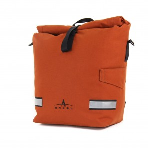 The Signature V waterproof urban laptop bike pannier