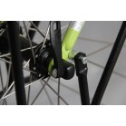 Arkel- AC LowRider Front Touring Rack simple and easy installation.