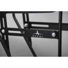 Arkel AC LowRider Front Touring Rack with laser etched logo.