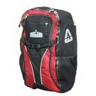 Arkel Bug - Pannier Backpack - Black with Red