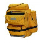 Arkel GT-54 Pannier Yellow Left Side