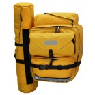 Arkel GT-54 Pannier Yellow Right Side