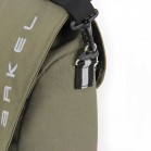 Solid shoulder strap attachment points