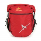 Dolphin 32 Waterproof Touring Panniers in Red