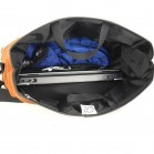 Arkel Signature H bike pannier with laptop pouch inside main compartment