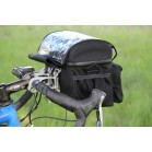 Arkel Waterproof Handlebar Bag Small On Bike
