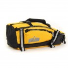 Tailrider trunk bag in yellow