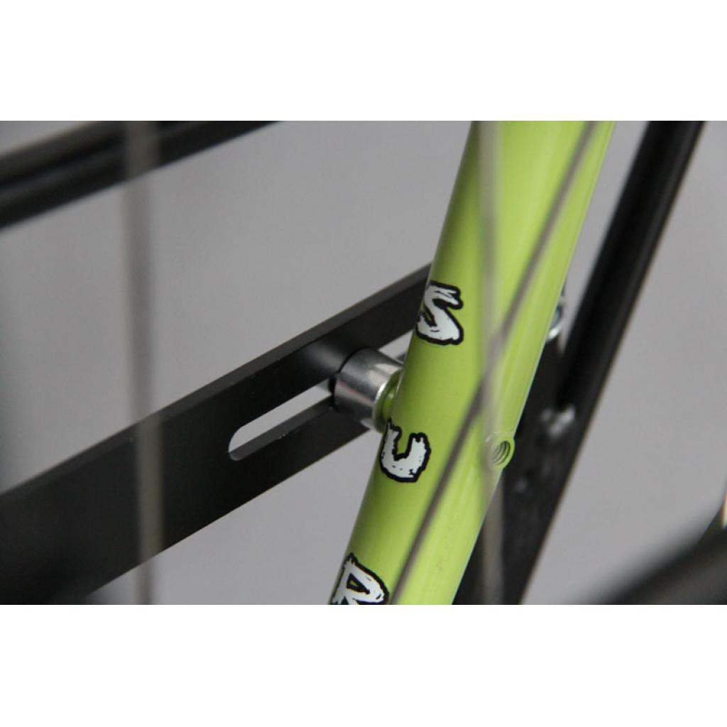 Arkel AC LowRider Front Touring Rack with spacers for perfect fit.