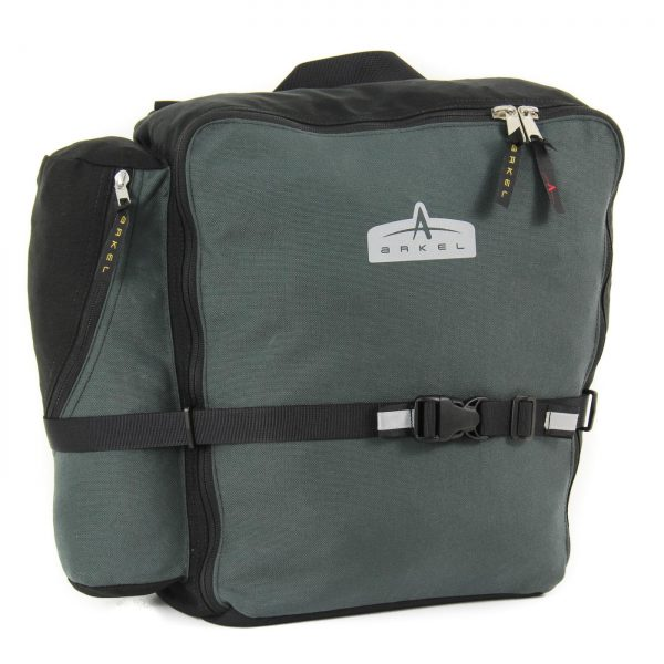 Arkel B-40 Panniers - Front View