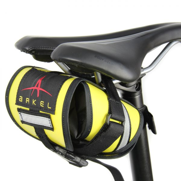 Arkel Waterproof Seat Bag - Yellow