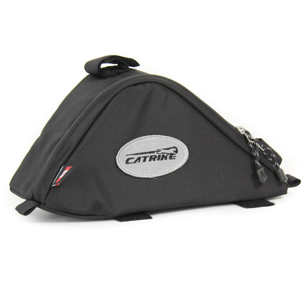 Bags for Catrike 700 side view