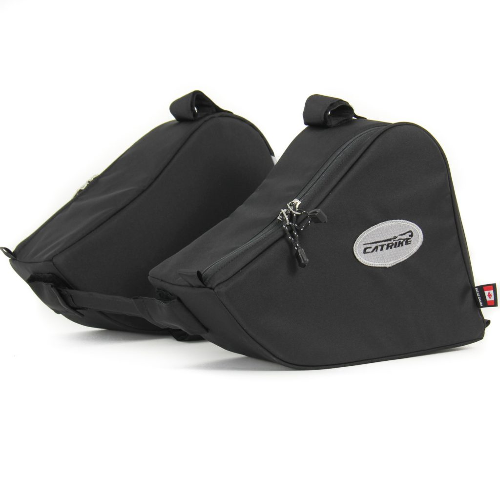 Side Bags For Catrike Expedition, Road and Speed Models
