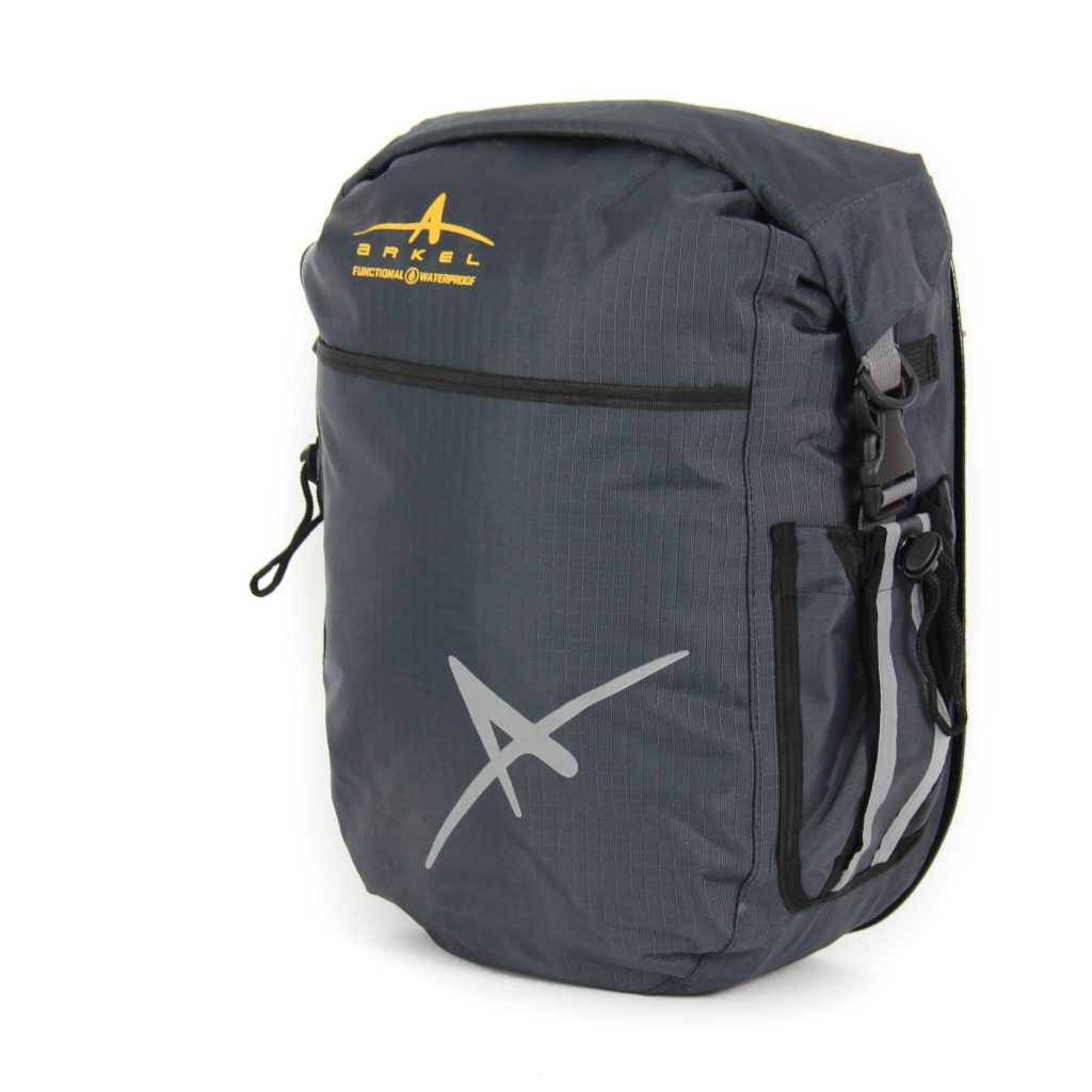 Arkel Dolphin 32 Waterproof Panniers Grey