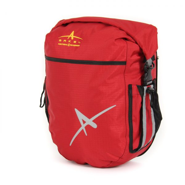 Arkel Dolphin 32 Waterproof Panniers Red
