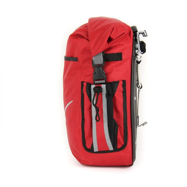 Dolphin 32 Waterproof touring Panniers with side pockets