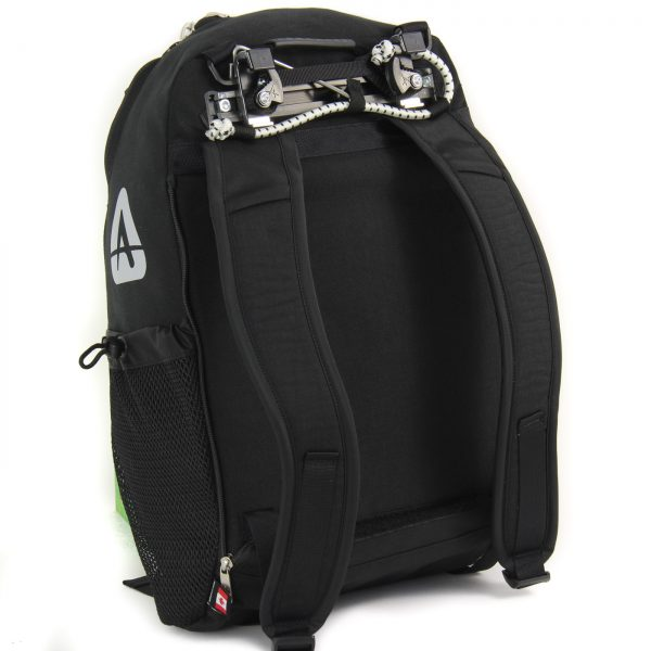 Back Panel Can Be Stowed Away In Backpack Mode