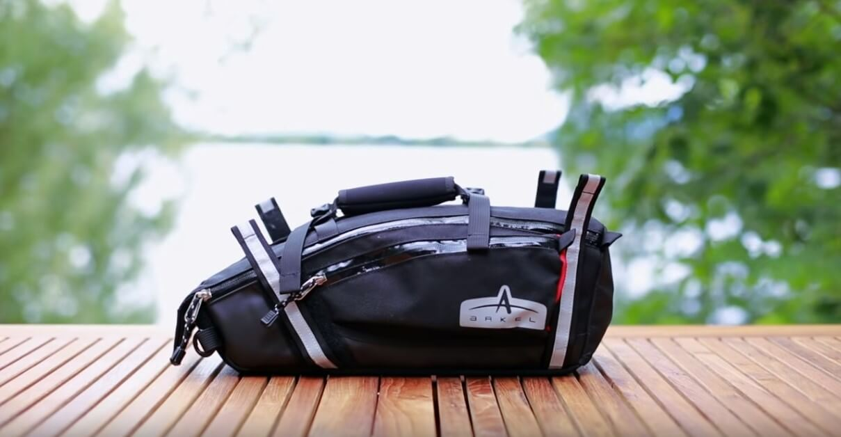 TailRider Bike Trunk Bag by Arkel