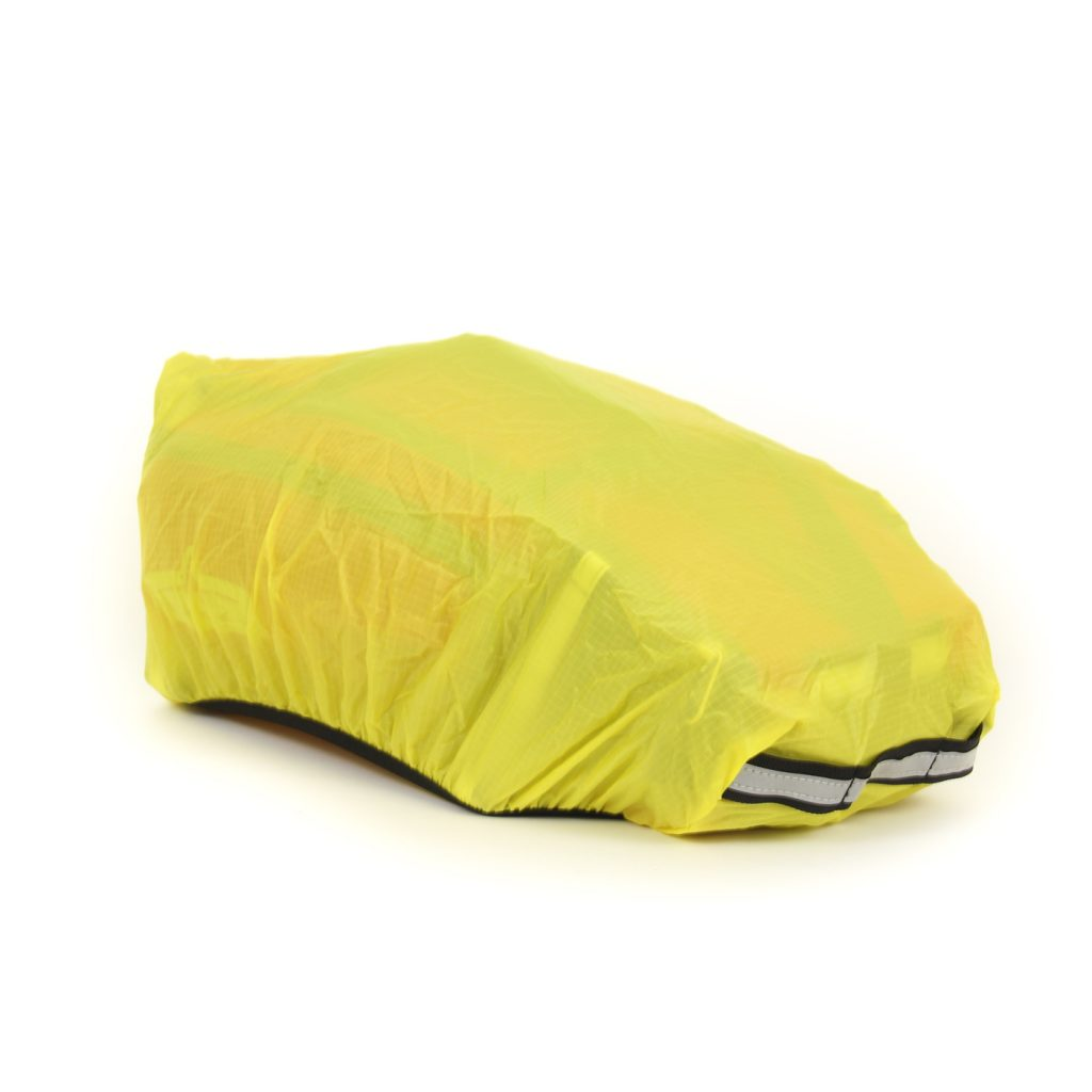 Arkel TailRider Trunk Bag With Bright Yellow Rain Cover