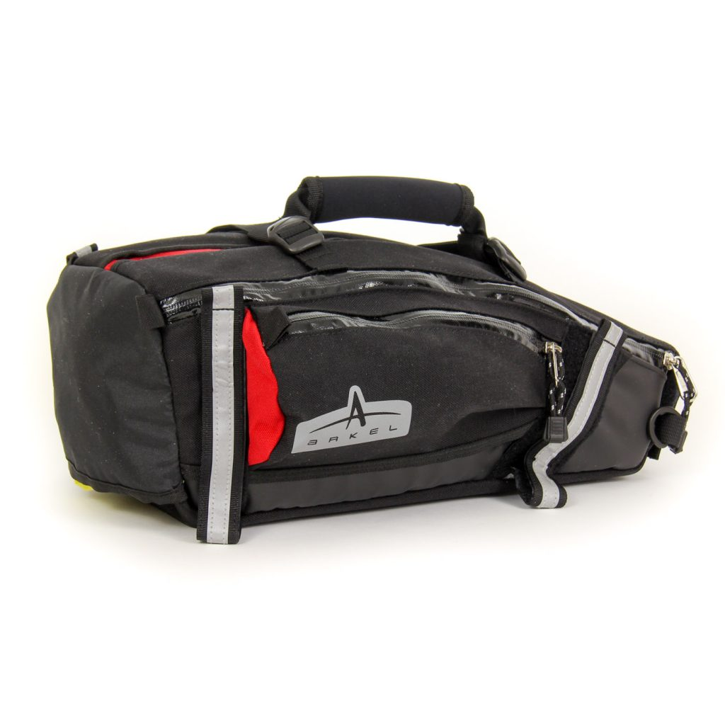 TailRider Bike Trunk Bag - Bicycle Rack Bag | By Arkel