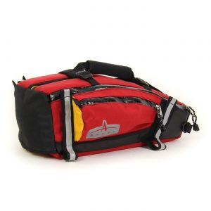 TailRider Bike Trunk Bag - RED-0