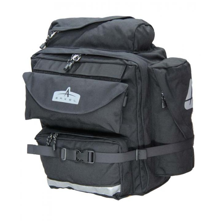GT-54 Cycletouring Pannier - Cycling Bags | By Arkel