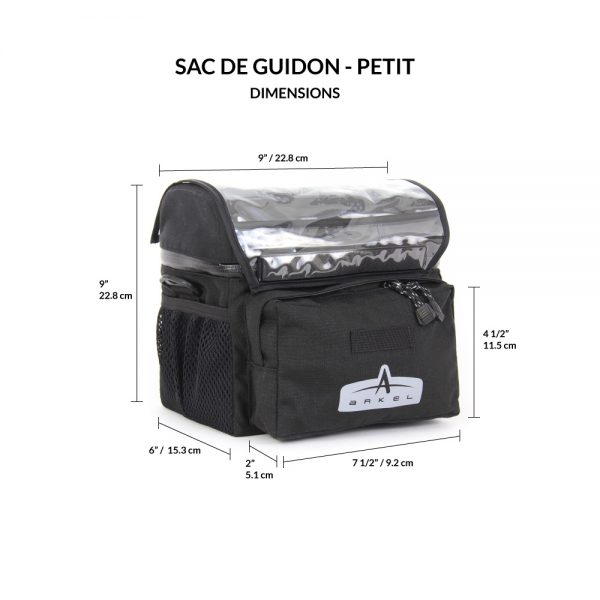 Handlebar Bag - Small-2183