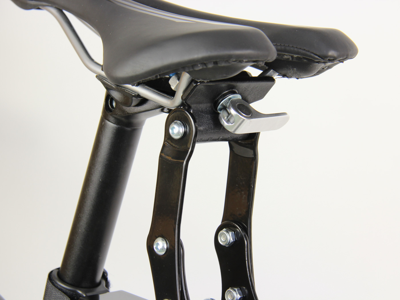 Delta Post Porter Bicycle Seatpost Rear Rack w// Support
