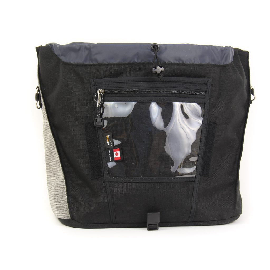 front organizer pocket