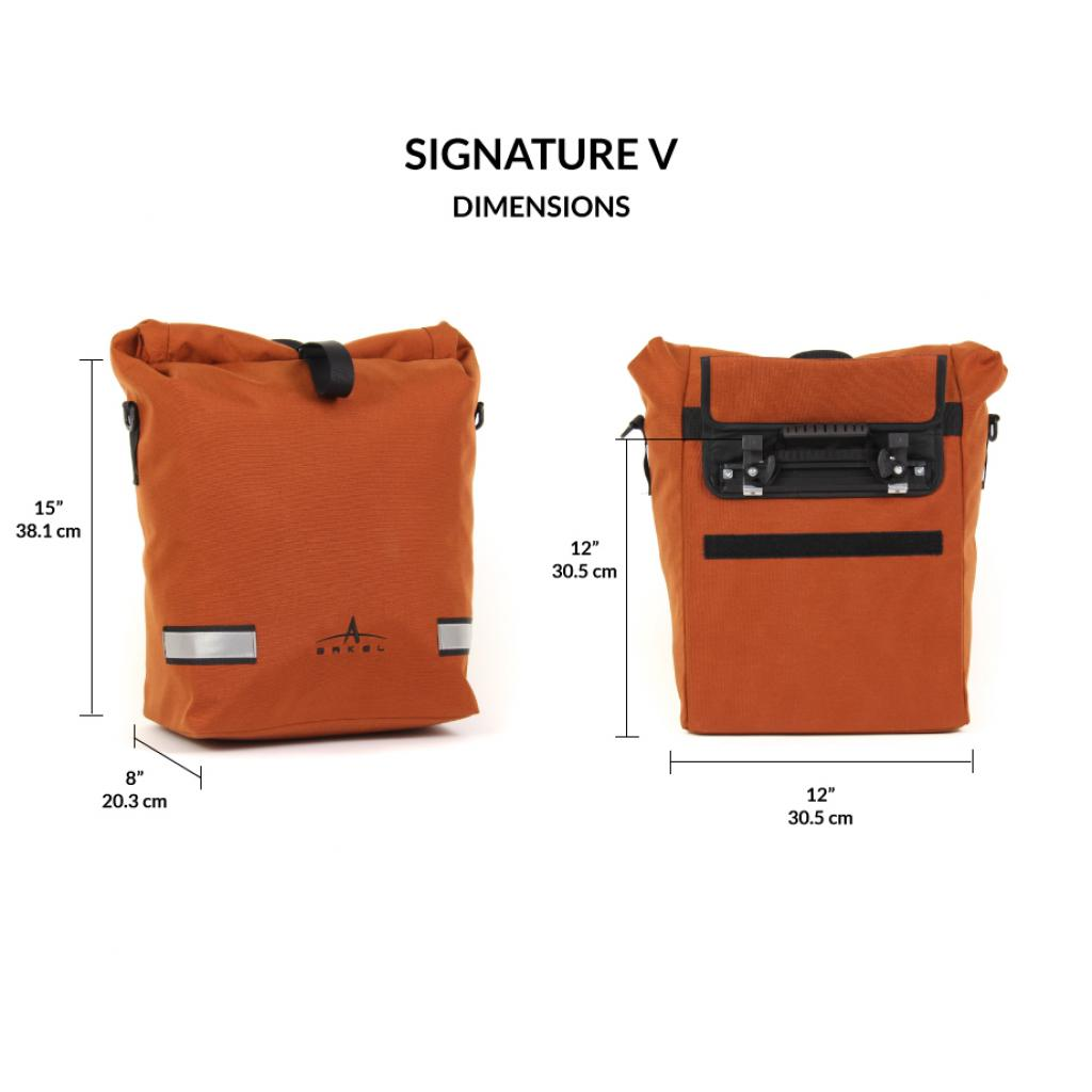 Signature V - urban pannier (unit)-2045