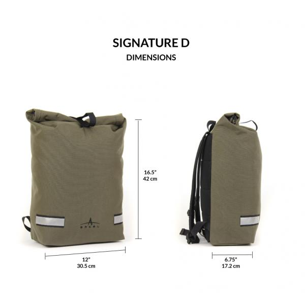 Signature D - 26 liters Bike Backpack (unit)-2072