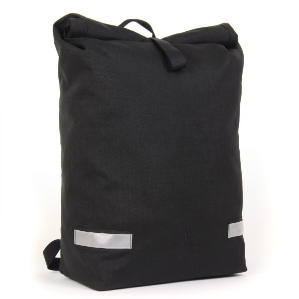 Signature D Cycling backpack in black