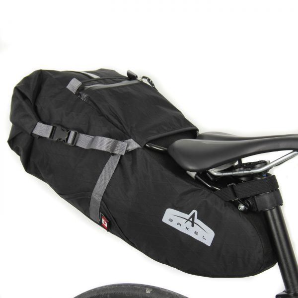 Seatpacker 15 Bikepacking Seat Bag (patent pending)-2456