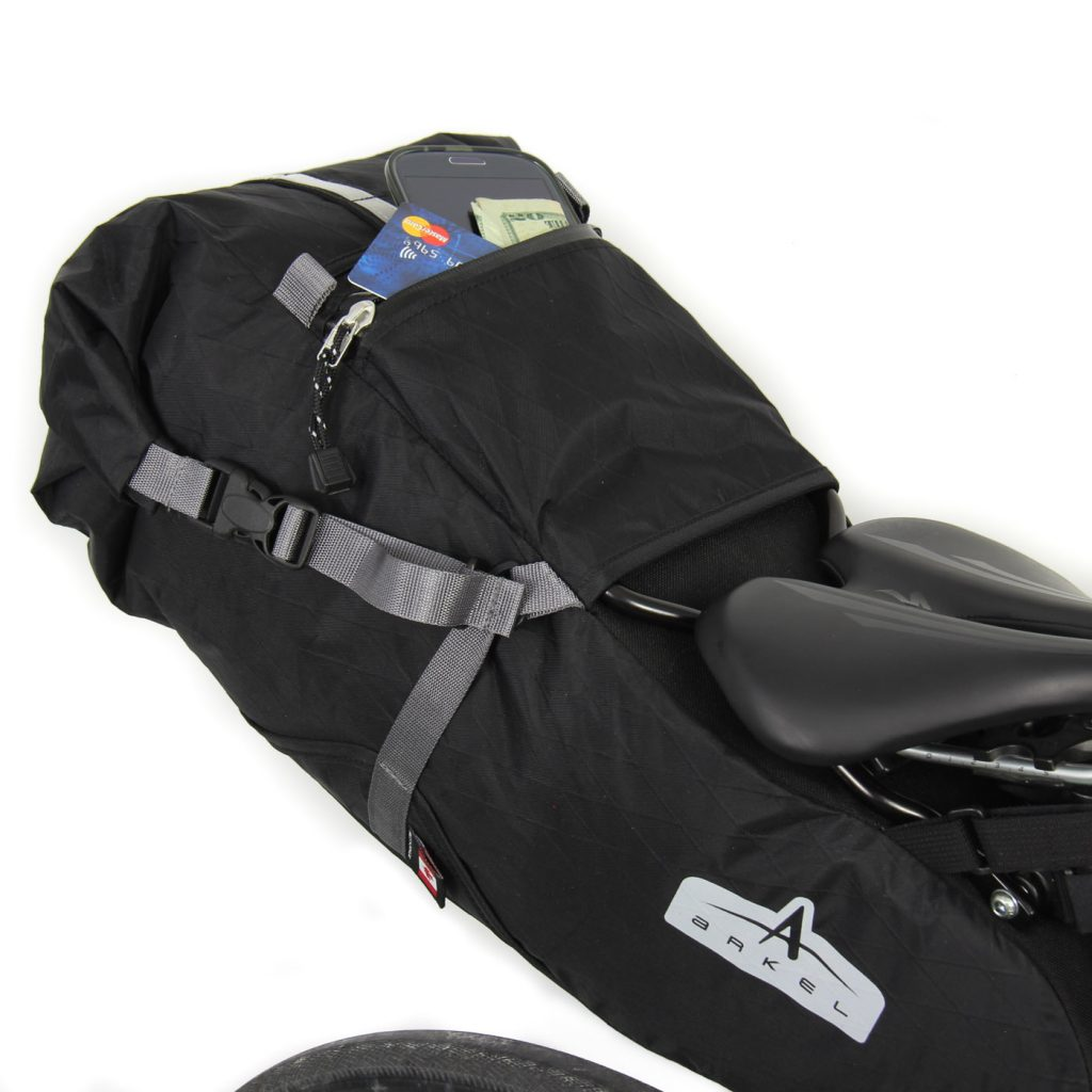 Seatpacker 15 Bikepacking Seat Bag (patent pending)-2459