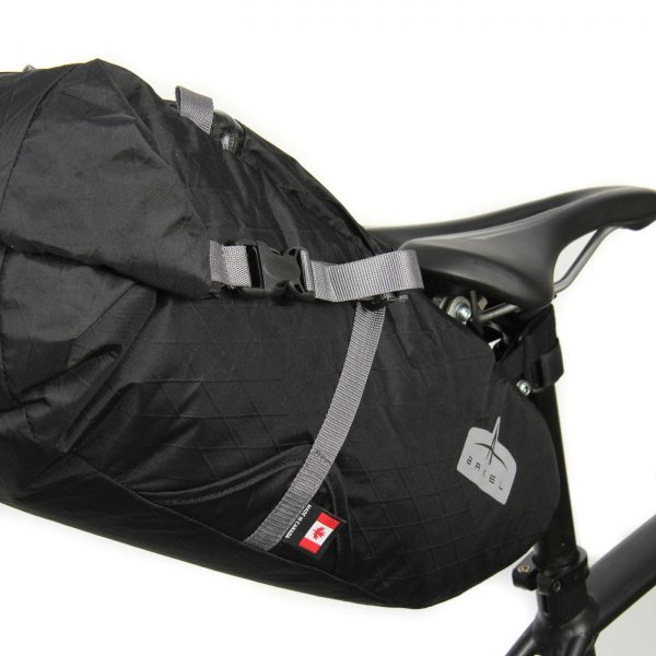 Seatpacker 15 Bikepacking Seat Bag (patent pending)-2453