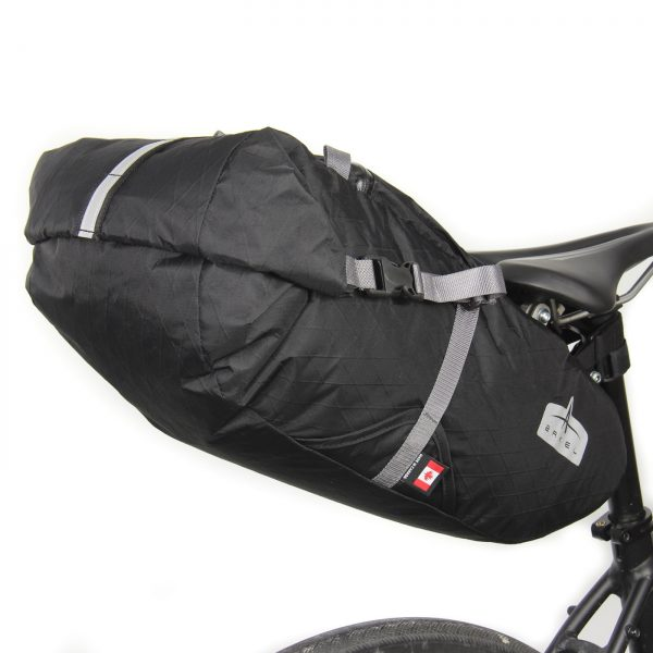 Seatpacker 15 Bikepacking Seat Bag (patent pending)-2458