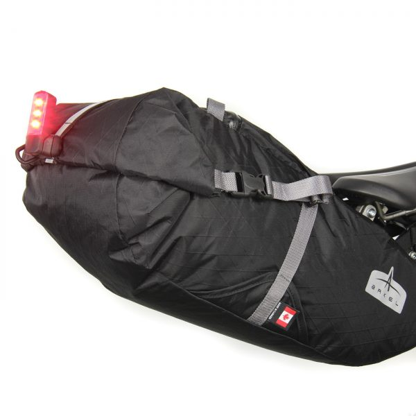 Seatpacker 15 Bikepacking Seat Bag (patent pending)-2457