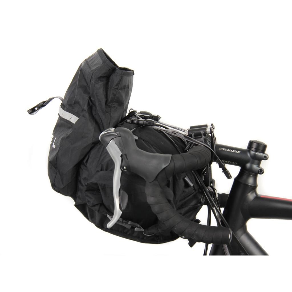 Rollpacker® 25 FRONT Bikepacking Bag - FULL KIT (patent pending)-2864
