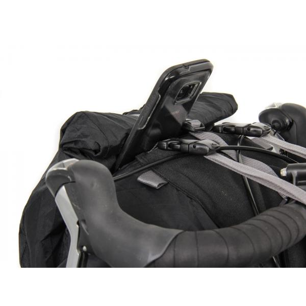 Rollpacker® 25 FRONT Bikepacking Bag - FULL KIT (patent pending)-2867